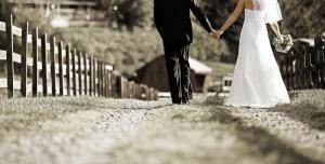 mariés sur la route